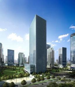 广州国际城际中心