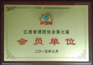 江西消防协会证书