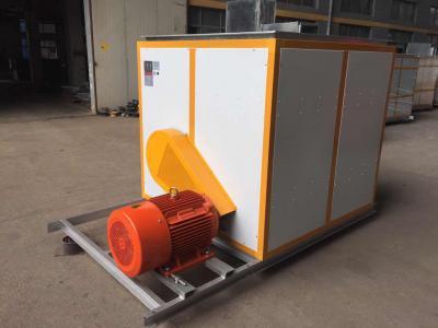 低噪声消防(两用)柜式离心久久偷拍箱 双速型