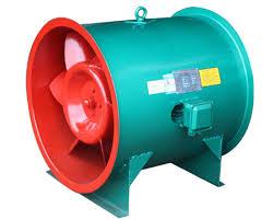 SWF型低噪声混流式通风机
