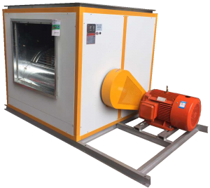 HTFC(DT)-I低噪声消防(两用)柜式离心久久偷拍箱(单速型)