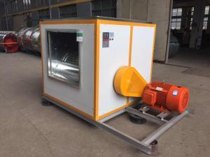HTFC(DT)-III低噪声消防(两用)柜式离心久久偷拍箱(单速高压型久久偷拍)