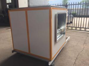 HTFC(B)型柜式离心通风千赢国际登录网站箱(电机内置通风型)