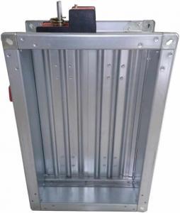 70度电动防烟防火调节阀