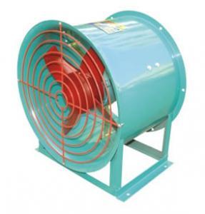 节能低噪声轴流通风机